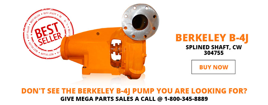Berkeley B-4J Water Pumps