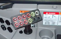 In-Cab Controls